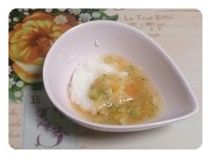 離乳食~白身魚の野菜あんかけ,離乳食初期,魚,