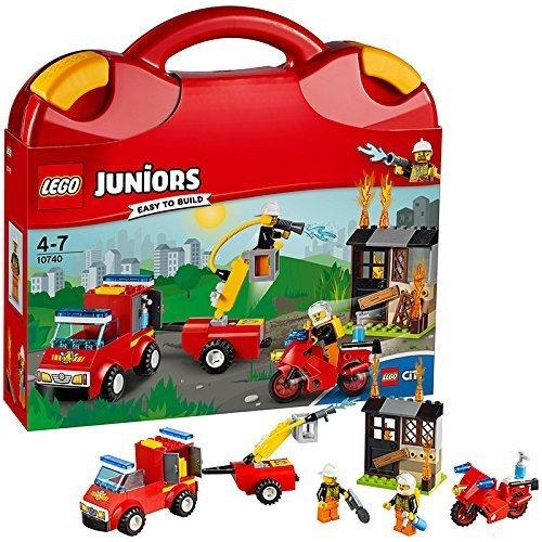 レゴ(LEGO)ジュニア シティ,知育玩具,4歳,