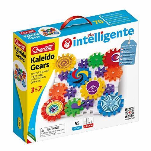 ケルチェッティ カラフルギアー [16ピース] 対象年齢 3歳,知育玩具,4歳,