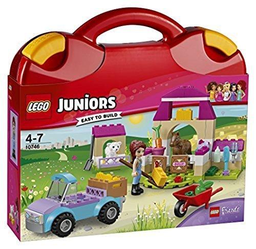 レゴ(LEGO)ジュニア フレンズ,4歳,誕生日プレゼント,