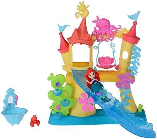 ディズニープリンセス リトルキングダム アリエルの海のお城,4歳,誕生日プレゼント,