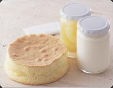 自分で作るケーキセット 菓子工房Furano Delice フラノデリス,ケーキ,キット,親子