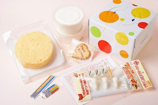 DIY Sweet,ケーキ,キット,親子