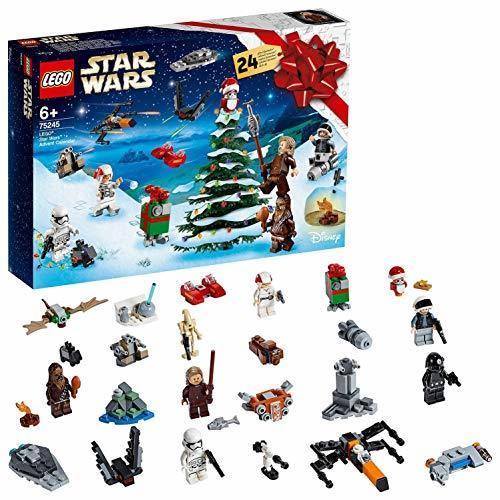 レゴ(LEGO) スター・ウォーズ 2019 アドベントカレンダー 75245,クリスマス,アドベントカレンダー,