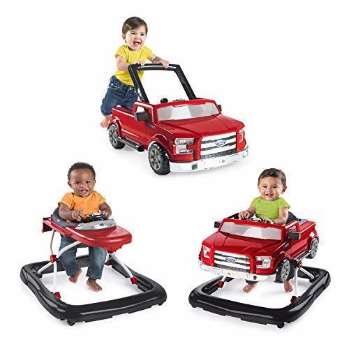 Bright Starts ブライトスターツ ウォーカー Ford F150 フォード・ウォーカー 6ヶ月~ (10630) by Kids II,クリスマスプレゼント,子ども,