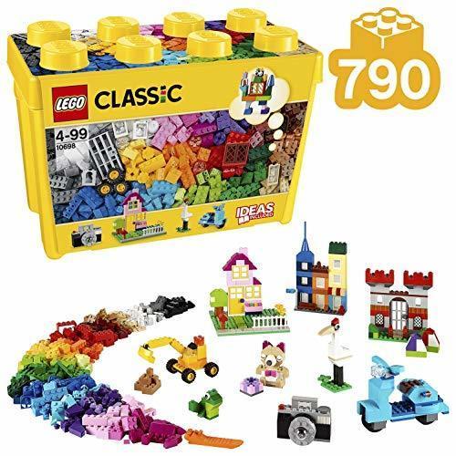 レゴ (LEGO) クラシック 黄色のアイデアボックス スペシャル 10698,クリスマスプレゼント,子ども,