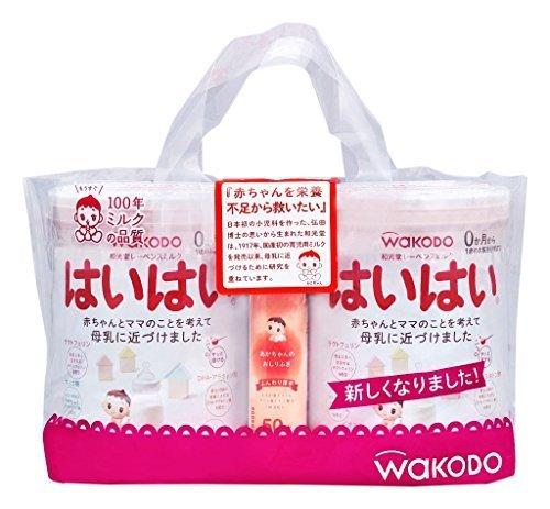 和光堂 レーベンスミルク はいはい810g×2缶パック (おまけ付き),ランキング,粉ミルク,混合(主に母乳)