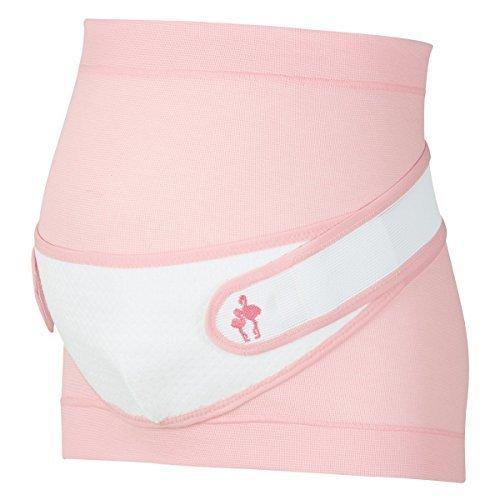 ピジョン ムレにくいはじめてセット (はらまき&マタニティサポーター) M~L ピンク,腹帯,妊婦,人気