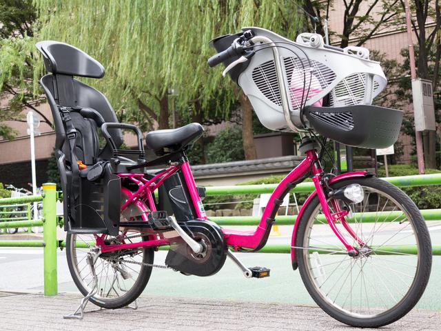子ども2人乗せられる自転車,電動自転車, 3人乗り,