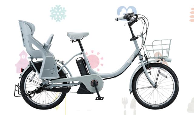 bikke 2e,電動自転車, 3人乗り,