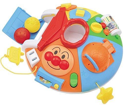 べビラボ アンパンマン ~脳を育む~ まんまる! いたずらあそびDX,知育玩具,1歳,