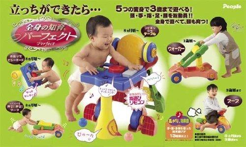 全身の知育 パーフェクト,知育玩具,1歳,