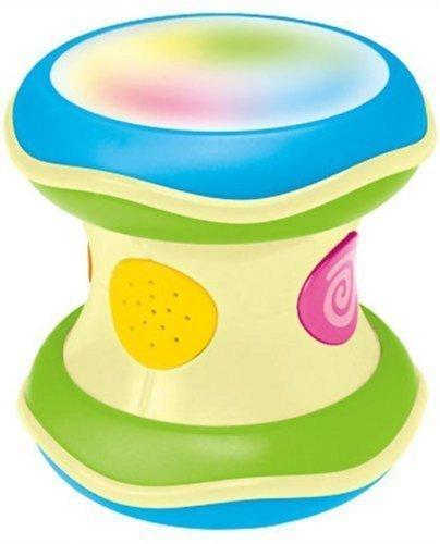 光るにぎやかドラム,知育玩具,1歳,