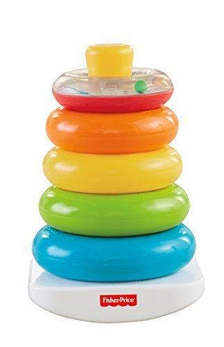 フィッシャープライス ブリリアントベーシック ゆらりんタワー (箱) (N8248),知育玩具,1歳,