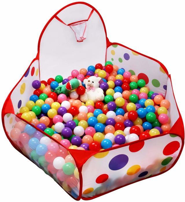 EocuSun ボールプール 子供用 ボールハウス,知育玩具,1歳,