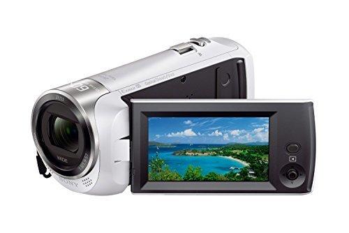 ソニー SONY ビデオカメラ HDR-CX470 32GB 光学30倍 ホワイト Handycam HDR-CX470 W,デジタル,ビデオ,カメラ