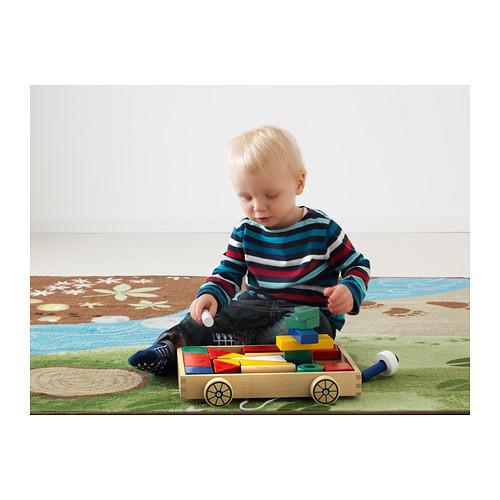 MULA積み木セット,木製,おもちゃ,人気