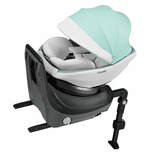 コンビ ISOFIX固定 クルムーヴ スマート ISOFIX EG JL-590 ミントグリーン 0か月~,チャイルドシート,新生児,
