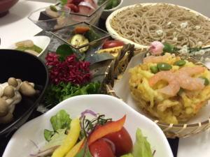 自然派レストラン 蕎麦旬,新三郷,子連れ,ランチ
