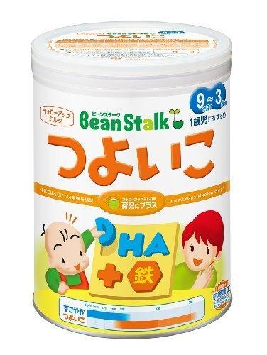 ビーンスタークつよいこ(大缶) 820g,フォローアップミルク,