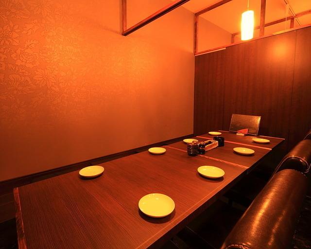 個室ダイニング 茶屋町 ソラ ~sora~ の個室,梅田,ランチ,子連れ