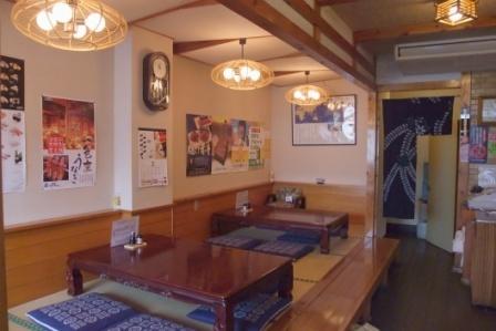 都寿司の店内,日進,子連れ,ランチ