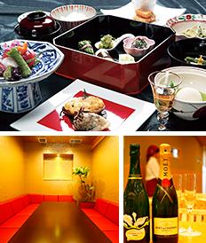 「京割烹 清元雅菴」の料理、店内風景,草津,ランチ,