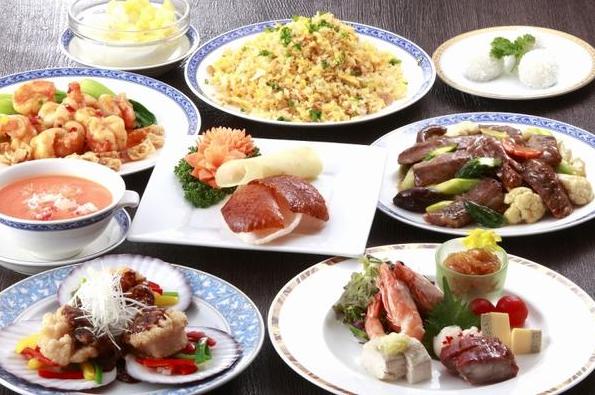ホテルオークラレストラン川口 中国料理 桃源の料理イメージ,川口,子連れ,ランチ