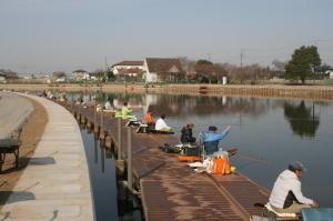 吉野公園,釣り堀,茨城,おすすめ