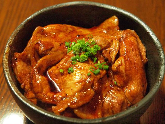 古季庵いろりの豚丼,帯広,ランチ,