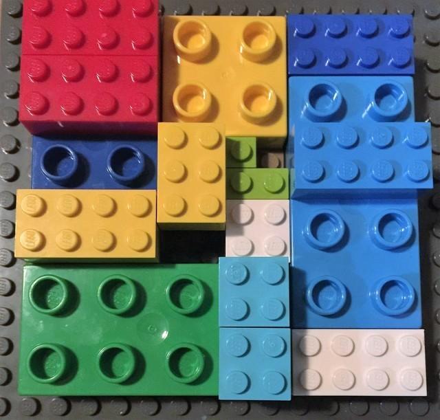 レゴデュプロとレゴブロック,レゴ,ブロック,