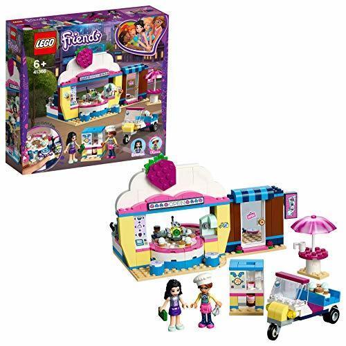 レゴ(LEGO) フレンズ オリビアのカップケーキカフェ 41366 ブロック おもちゃ 女の子,レゴ,ブロック,