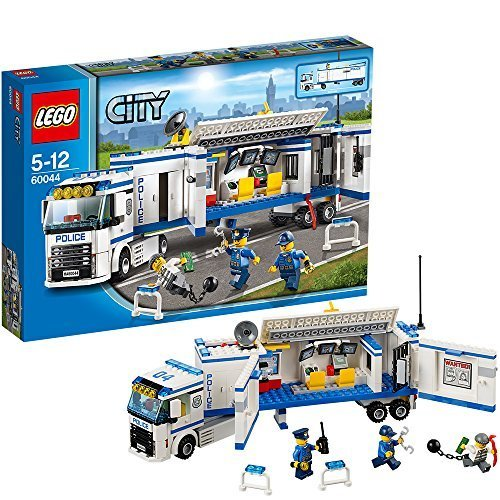 レゴ シティ ポリスベーストラック 60044,レゴ,ブロック,
