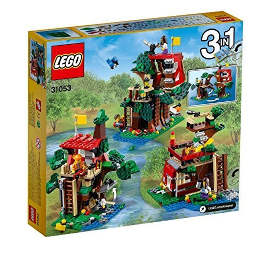 レゴ (LEGO) クリエイター ツリーハウスアドベンチャー 31053,レゴ,ブロック,