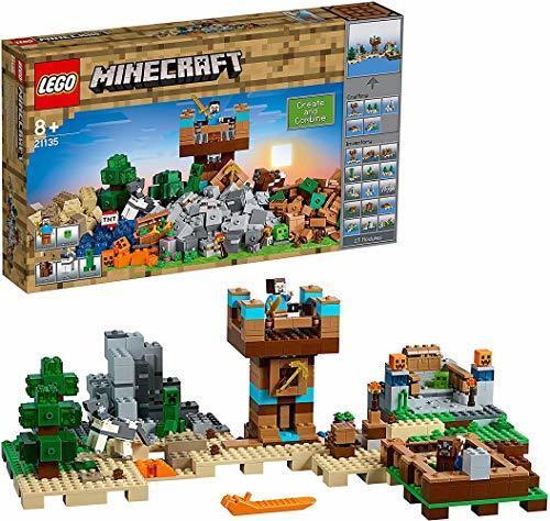 レゴ(LEGO)マインクラフト クラフトボックス 2.0 21135,レゴ,ブロック,