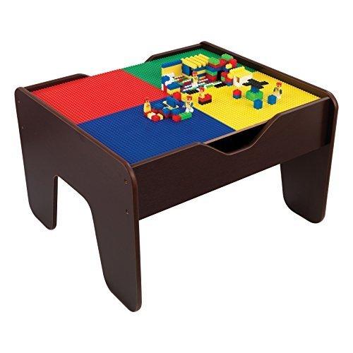 Kidkraftキッドクラフト製 アクティビティテーブル(電車テーブル・LEGO・レゴテーブル),レゴ,ブロック,
