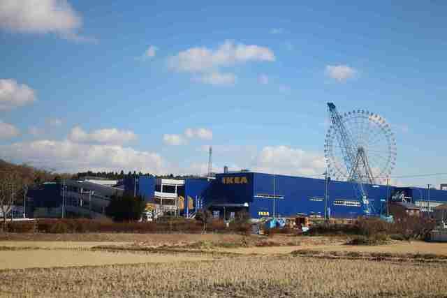 イケア(IKEA)長久手店,イケア,子連れ,