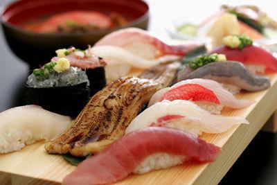 魚がし鮨の料理,三島,子連れ,ランチ