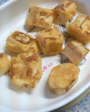 離乳食完了期☆お麩の玉子焼き,離乳食,麩,