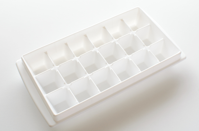 製氷皿,離乳食,ひじき,
