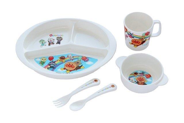 レック アンパンマン ランチプレートセット,子ども,食器,おすすめ