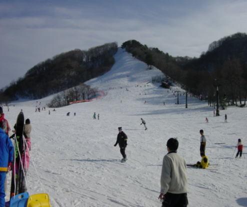 金沢市営医王山スキー場 ゲレンデ,石川県,スキー場,おすすめ