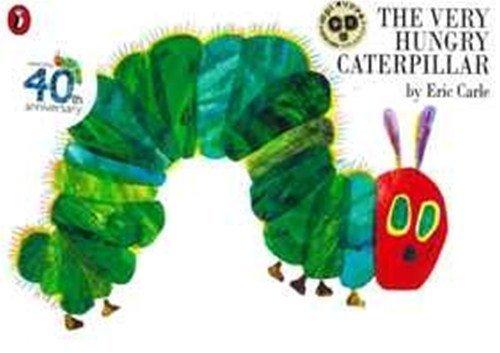 The Very Hungry Caterpillar 英語絵本とmpiオリジナルCD付き,英語,絵本,CD付き