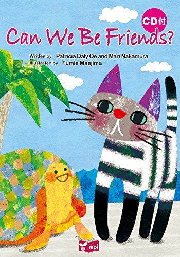 Can We Be Friends? 絵本CD付 (リズムとうたでたのしむえほんシリーズ),英語,絵本,CD付き