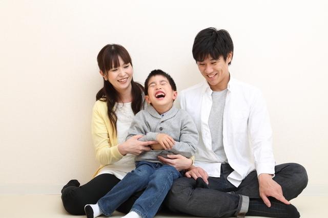 家族大笑い,待ち時間,暇つぶし,