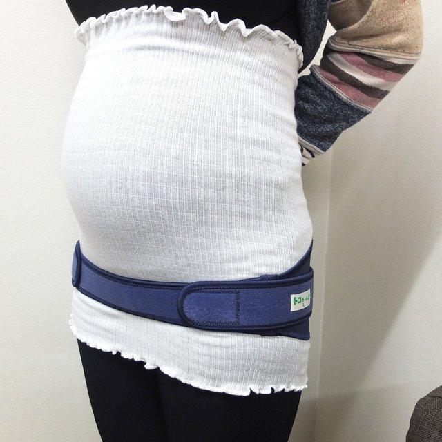 トコちゃんベルト付け方,トコちゃんベルト,骨盤,妊娠