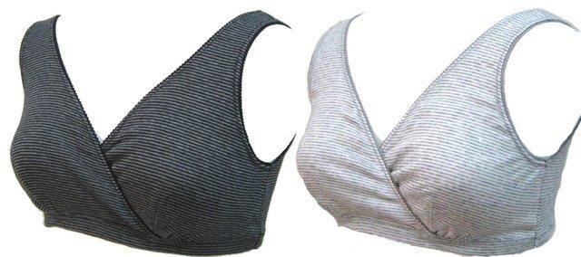 マタニティハーフトップ 2枚組,授乳用ブラジャー,おすすめ,選び方