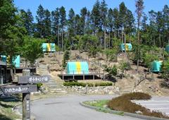 野呂山キャンプ場・オートキャンプ場,広島,バーベキュー,手ぶら