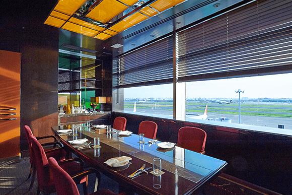 空港を見ながらディナー,記念日,子連れ,ディナー