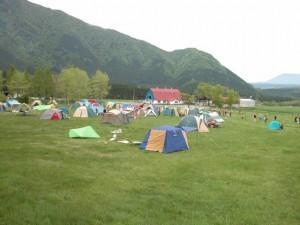 ふもっとっぱら,静岡県,キャンプ場,